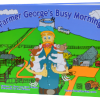 Farmer George'sBusy Morning Book Picture